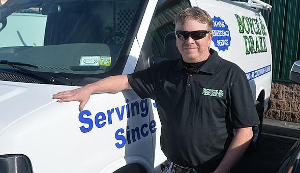 Boyce and Drake Service